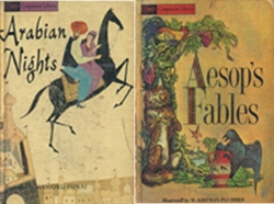 Arabian Nights / Aesop's Fables