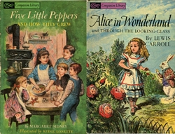 Five Little Peppers / Alice in Wonderland