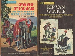 Toby Tyler / Rip Van Winkle and Other Stories