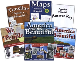 America the Beautiful - Curriculum Package