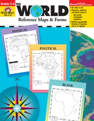 World Reference Maps & Forms