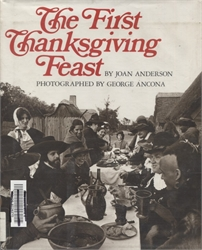 First Thanksgiving Feast