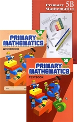 Primary Mathematics 5B - Semester Pack