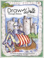 Draw & Write Through History Book 3