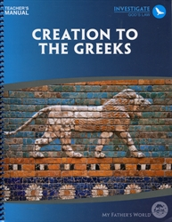 MFW Creation to the Greeks - Teacher Guide