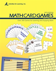 RightStart Math Card Games - Book only