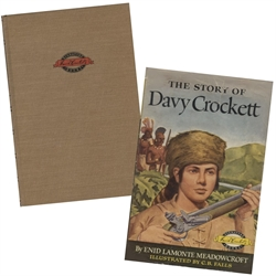 Story of Davy Crockett