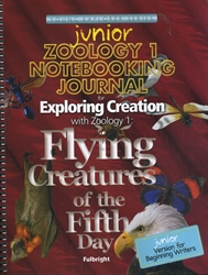 Exploring Creation With Zoology 1 - Junior Notebooking Journal