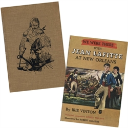 We Were There with Jean Lafitte at New Orleans