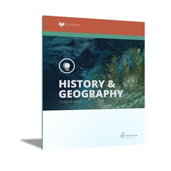 Lifepac: History & Geography 10 - Book 9