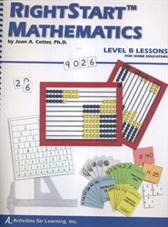 RightStart Mathematics Level B - Lessons (old)