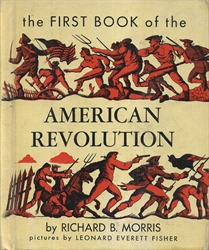 First Book of the American Revolution
