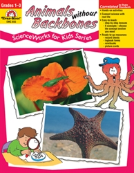 ScienceWorks: Animals Without Backbones Grades 1-3
