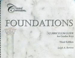Foundations Curriculum Guide for Grades K4-6 (old)