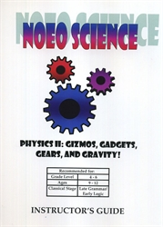 Noeo Physics 2 - Instructor's Guide