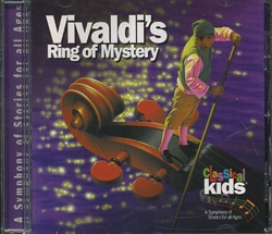 Vivaldi's Ring of Mystery - CD