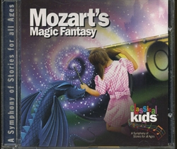 Mozart's Magic Fantasy - CD