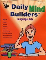 Daily Mind Builders - Language Arts