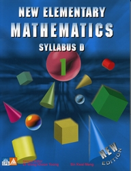 New Elementary Mathematics 1 - Textbook