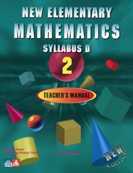 New Elementary Mathematics 2 - Teacher Manual