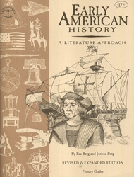 Early American History for Primary Grades (old cover)