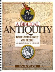 Biblical Antiquity: Old & New Testament in One Volume