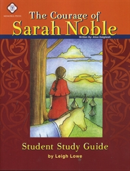 Courage of Sarah Noble - MP Student Guide