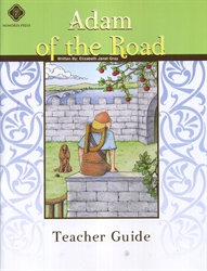 Adam of the Road - MP Teacher Guide