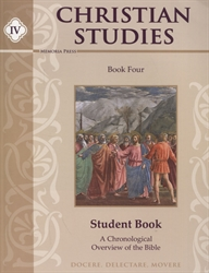 Christian Studies Book IV - Student Book