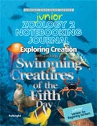 Exploring Creation With Zoology 2 - Junior Notebooking Journal