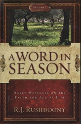 Word in Season Volume 1
