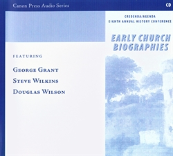 Early Church Biographies - CD