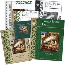 Third Form Latin - Text Set