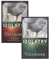 At the Altar of Sexual Idolatry - Book and Workbook Set