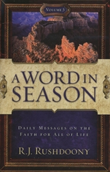 Word in Season Volume 3
