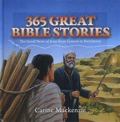 365 Great Bible Stories - Exodus Books