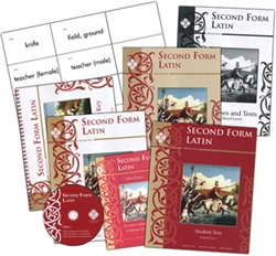 Second Form Latin - Bundle