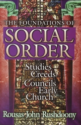 Foundations of Social Order