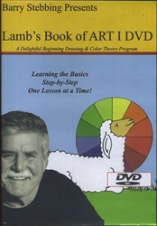 Lamb's Book of Art I - DVD