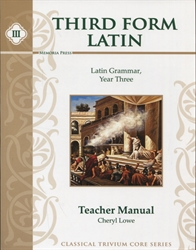 Third Form Latin - Teacher Manual
