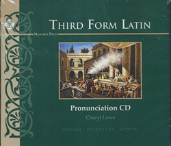 Third Form Latin - Pronunciation CD