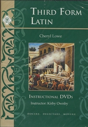 Third Form Latin - DVDs