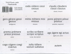 Third Form Latin - Flashcards