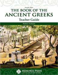 Book of the Ancient Greeks - Teacher Guide