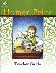 Homer Price - MP Teacher Guide