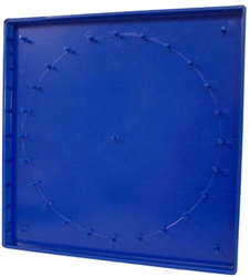 Double-Sided Geoboard 7x7 Pin