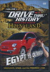 Drive Thru History Holy Land #1: Egypt to Qumran - Exodus Books