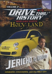 Drive Thru History Holy Land #2: Jericho to Megiddo - Exodus Books
