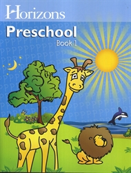 Horizons Preschool - Student Workbook 1