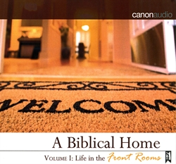 Biblical Home Volume 1 - CD